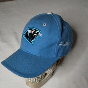 NFL Carolina Panthers velcro hat very clean